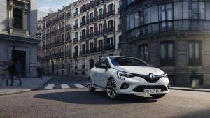 La Renault Clio passe à l'hybride